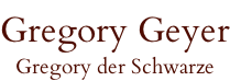 Gregory Geyer Gregory der Schwarze